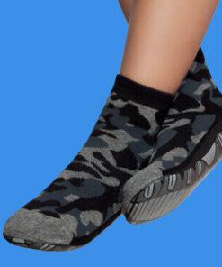 Calcetines antideslizantes para hombre