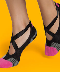 Calcetines para Yoga con suela antideslizante
