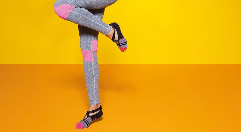 Nueva colección de calcetines antideslizantes