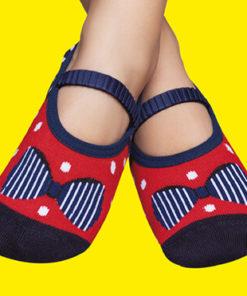 Calcetines con suela Antideslizante para niñas