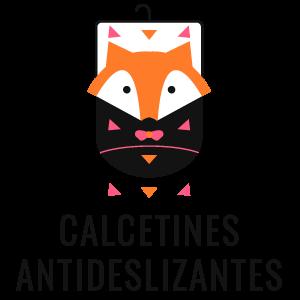 logotipo de Calcetines antideslizantes tamaño grande