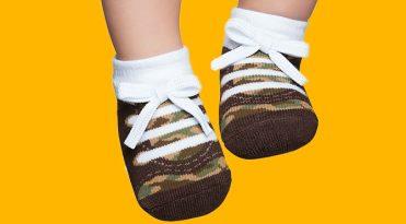 Calcetines antideslizantes para bebés