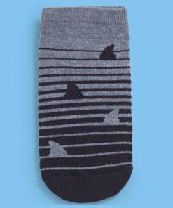 Calcetines antideslizantes tiburon