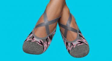 Calcetines Pilates con suela antideslizante
