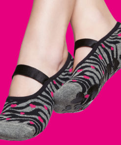Calcetines Antideslizantes animal print