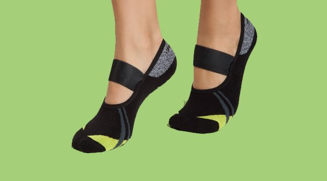 Calcetines antideslizantes mujer Pilates