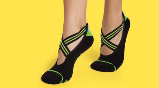 calcetines antideslizantes yoga