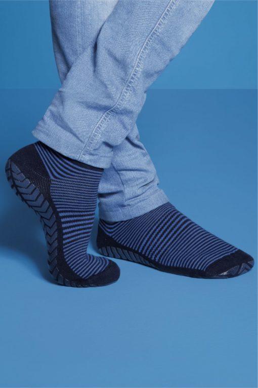 Calcetines antideslizantes hombre