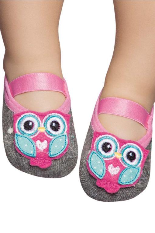 Calcetines con suela de goma bebe