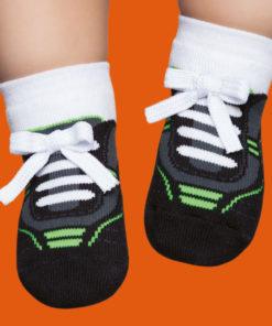 Zapatillas antideslizantes para bebes